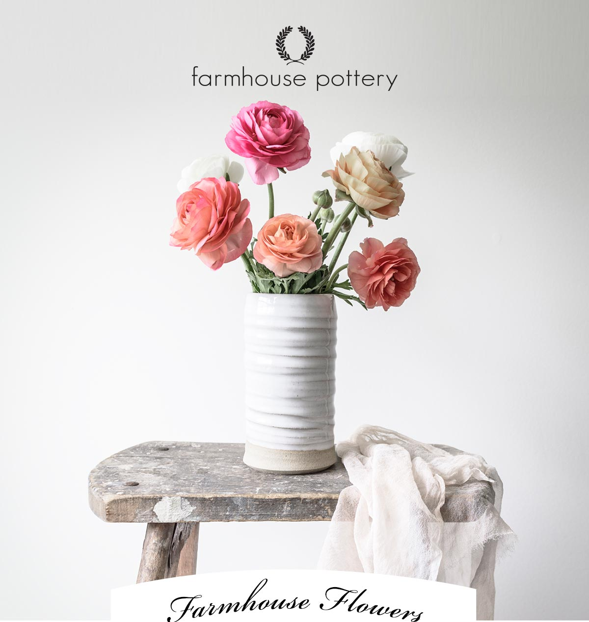Farmhouse Flowers