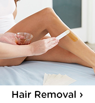 Waxing & Hair Removal
