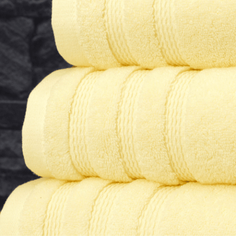 New Lemon Ultra Soft Towel