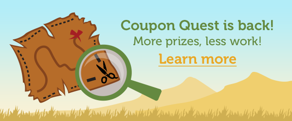 Coupon Quest