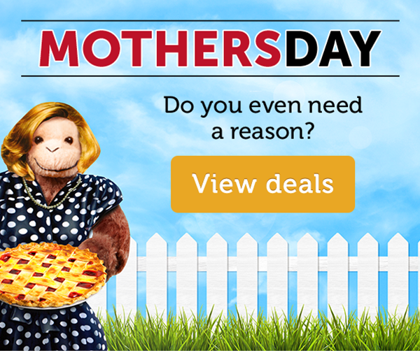 Mother's Day! Do you even need a reason?