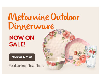 Melamine - New For 2018