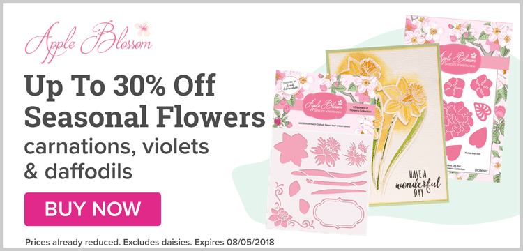 Up to 30% off Seasonal Flowers!