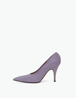 Dorothy Pump in lilla purple