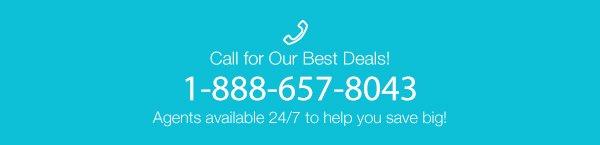 Call Us 24/7 at 1-888-657-8043