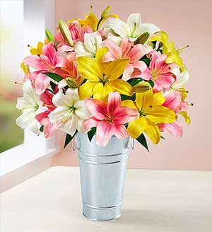 Sweet Spring Lilies SHOP NOW