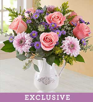 Her Special Day Bouquet by Southern Living(TM) Same-Day Local Florist Delivery SHOP NOW
