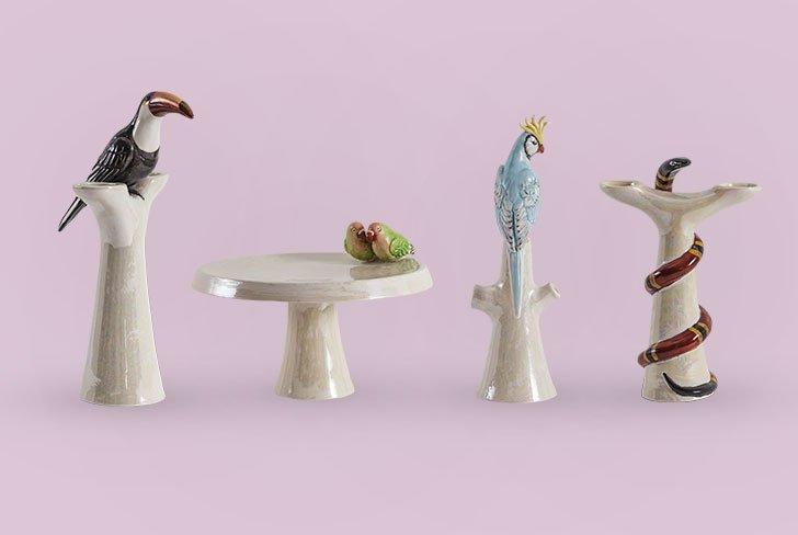 'Esotica' collection by Vito Nesta for Fratelli Majello