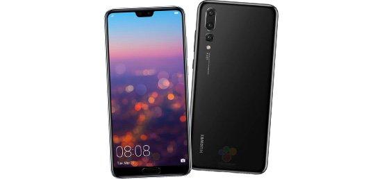 Smartphone HUAWEI P20 Pro BLACK - 849