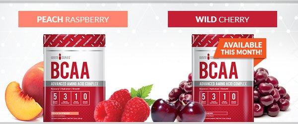 BCAA New Flavor