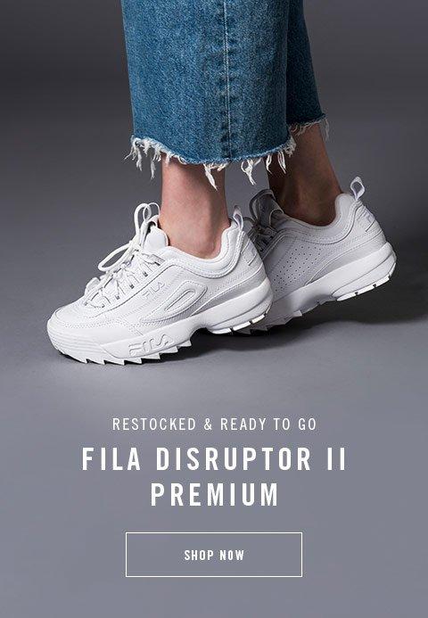 fila disruptor ll premium