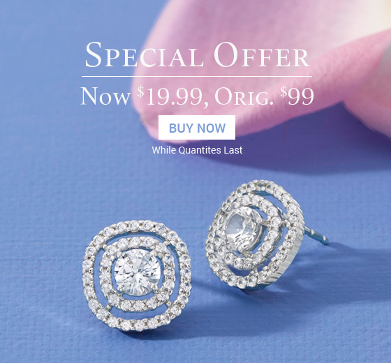 9581b9e27 Zales: A Great Gift For Mom: These $19.99 Special Offer Earrings ...