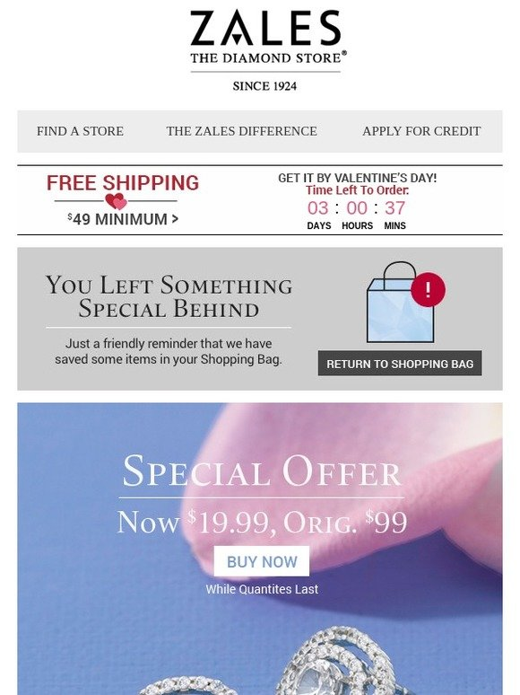 1a83e3ba9 Zales: A Great Gift For Mom: These $19.99 Special Offer Earrings! | Milled
