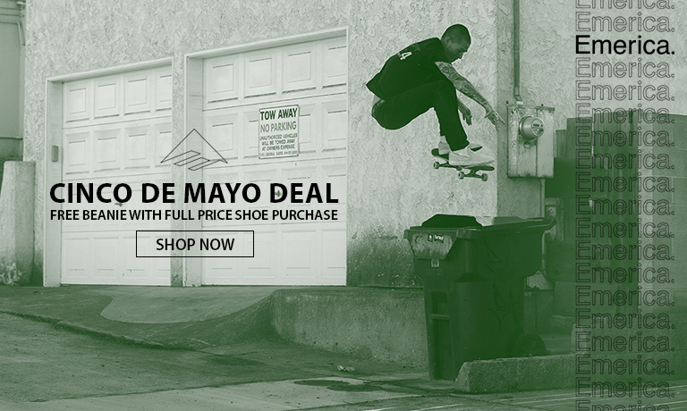Cinco De Mayo Deal Spring Options