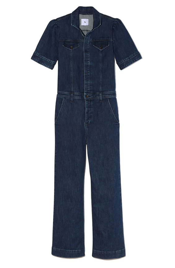 Kevin Denim Jumpsuit