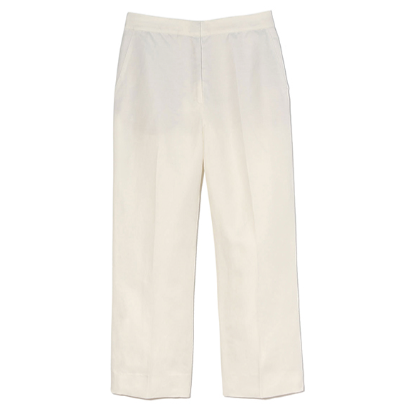 Eileen Cropped Suit Pant