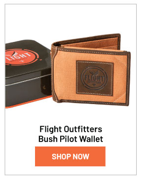 Flight Outfitters Bush Pilot Wallet