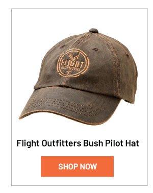 Flight Outfitters Bush Pilot Hat