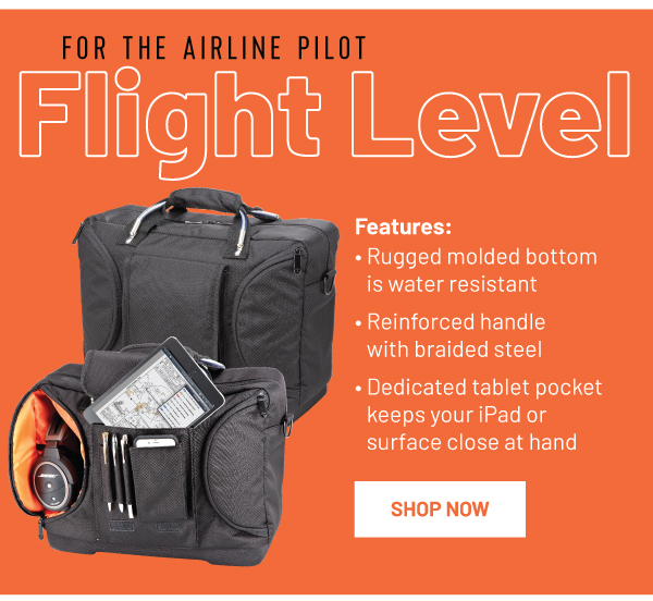 Flight Level Bag by Flight Outfitters