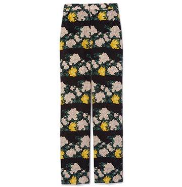 Floral Pajama Pants, Rochas