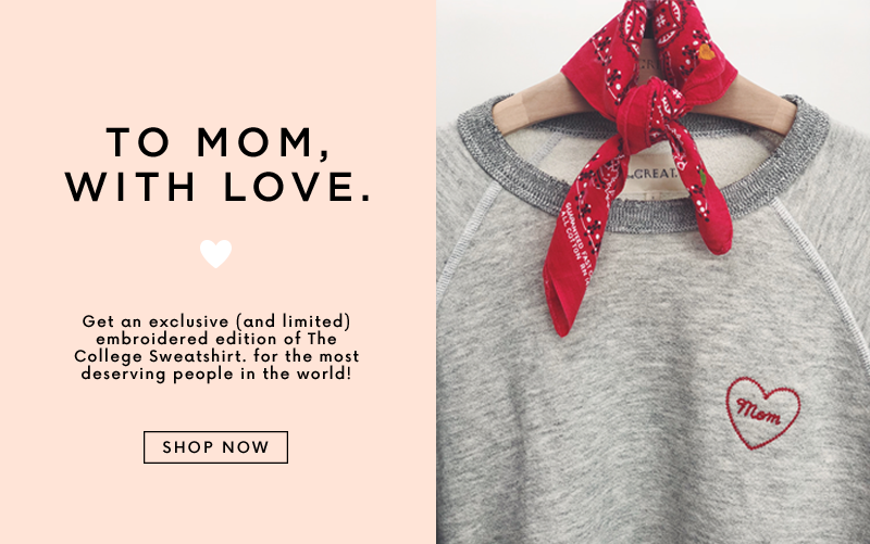 Limited Edition Mother's Day Sweatshirt