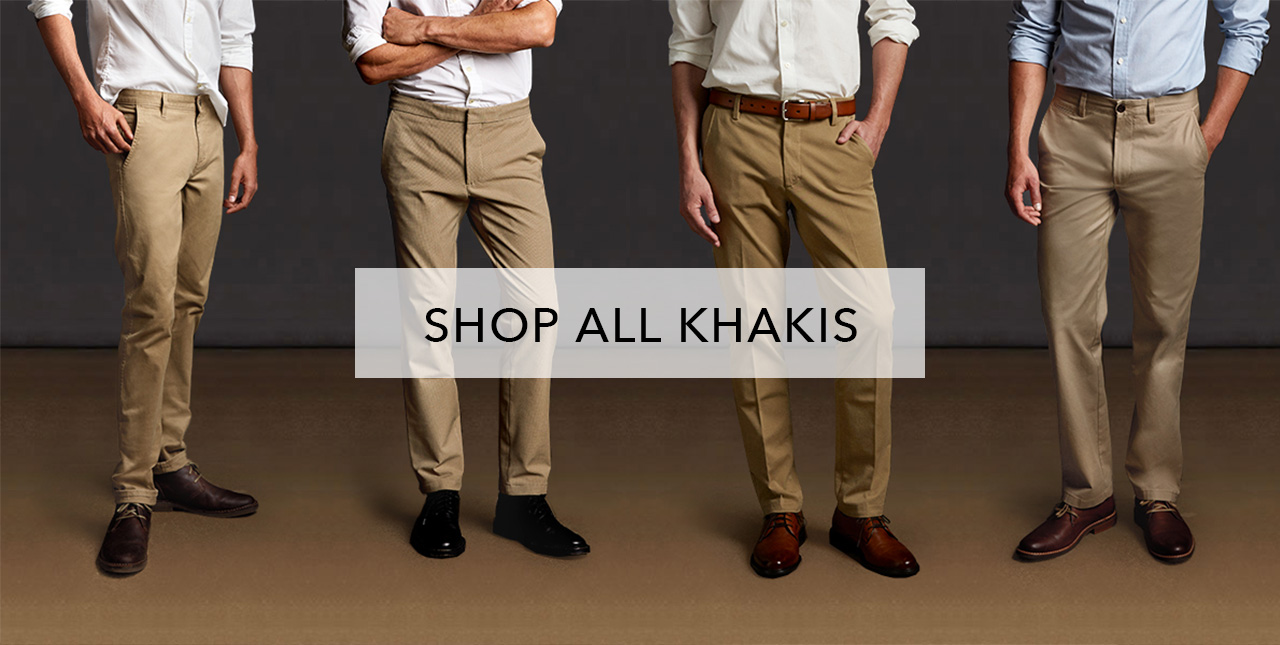 SHOP ALL KHAKIS