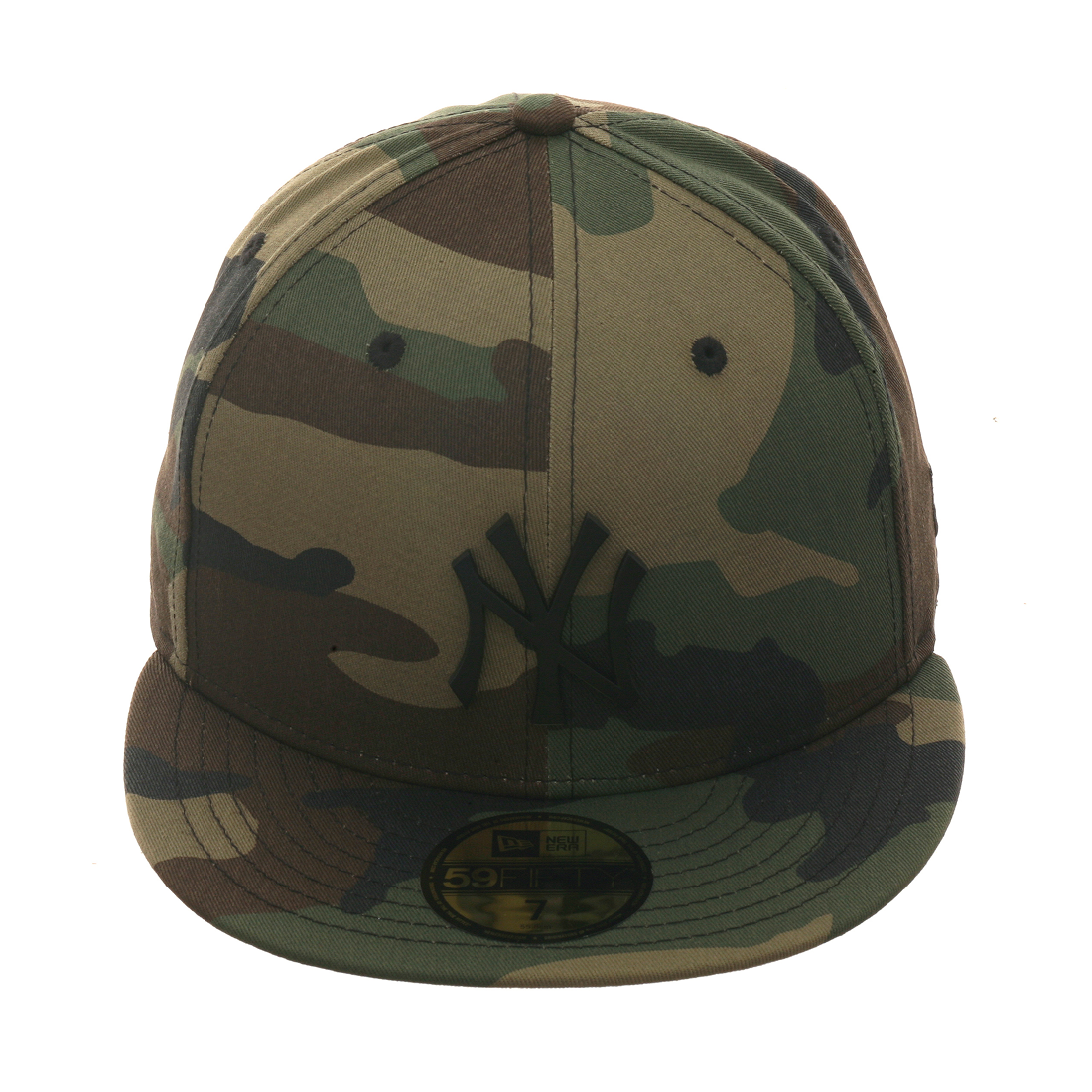 3e4222f7ca6 Exclusive New Era 59Fifty New York Yankees Matte Badge Hat - Camouflage