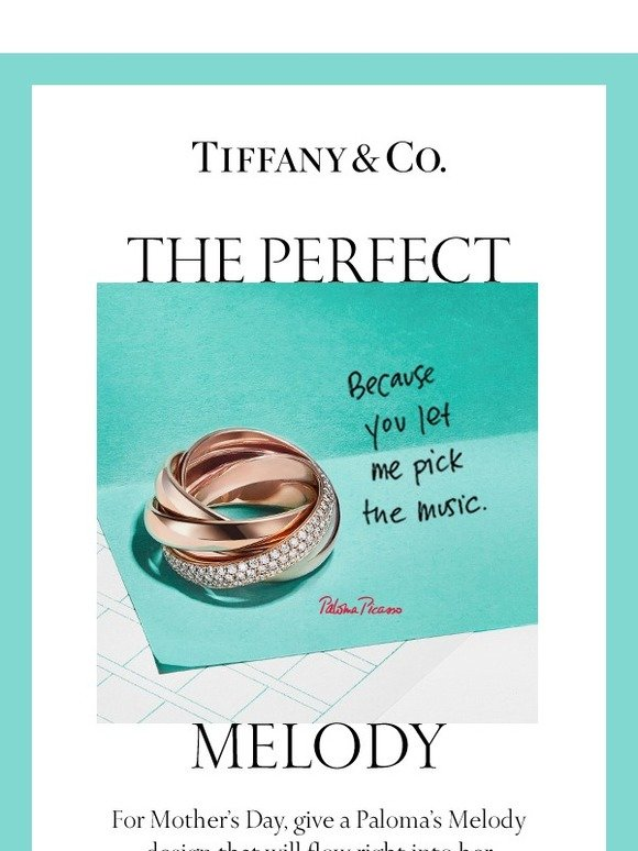 16ef26e46 Tiffany: Smooth, Graceful Mother's Day Gifts | Milled