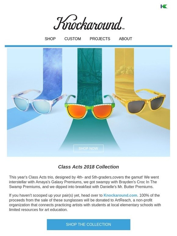 7b2ce3e69d0b4 Knockaround  These Special Sunglasses Give Back 😎