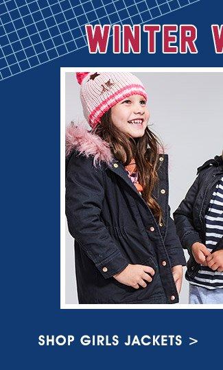 Shop Girls Jackets