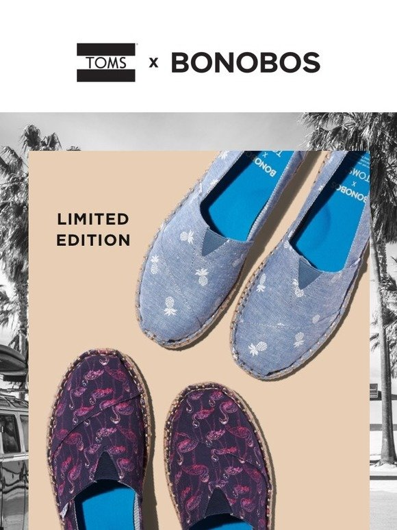 a3a63ed55e2 TOMS  Introducing TOMS x Bonobos Collection