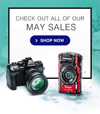 CHECK OUT ALL OF OUR MAY SALES