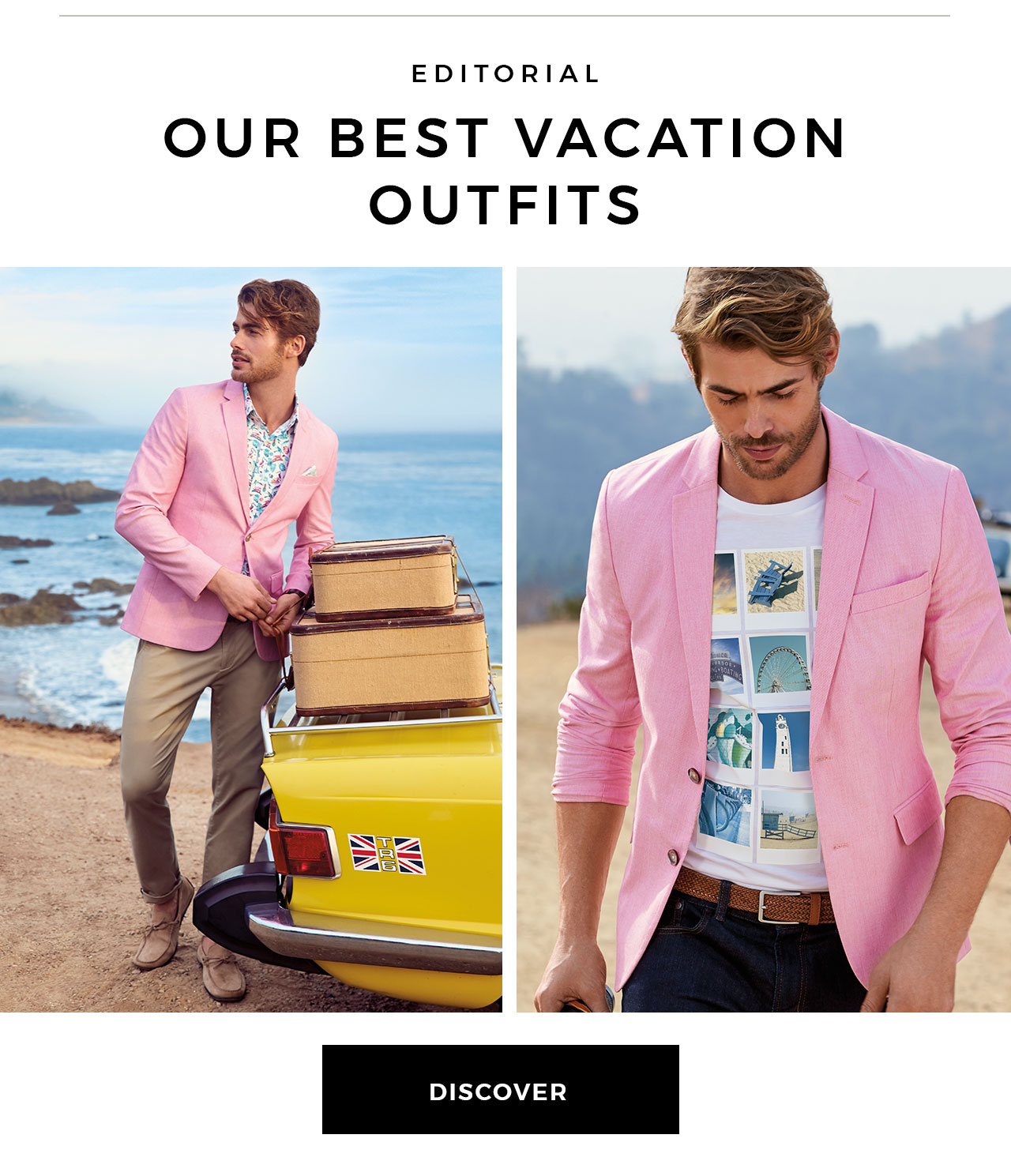 Our Best Vacation Outfits
