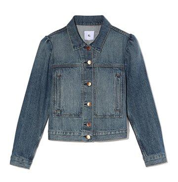 G. Label Kevin Denim Jacket $395
