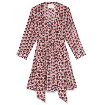 La DoubleJ Toile De Jouy Voile Over-The-Bikini Dress $570