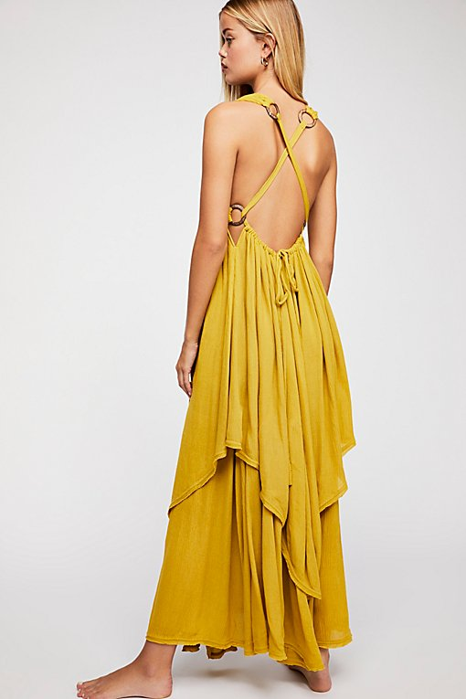 Just Right For You Maxi Dress