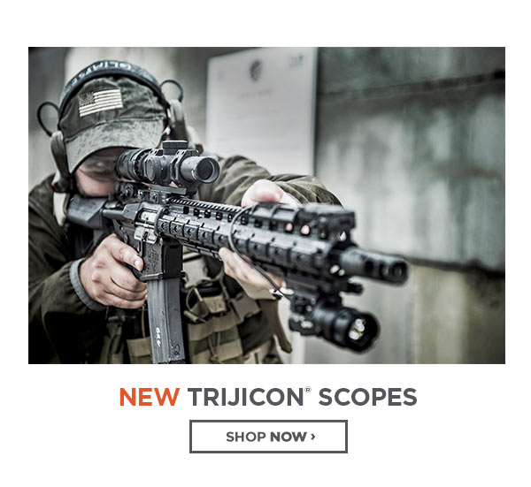New Trijicon Scopes