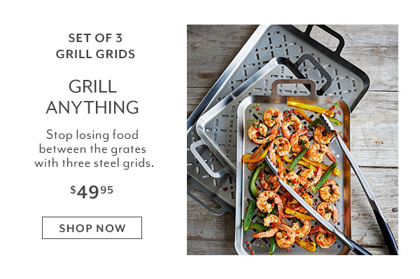 Grill Grids