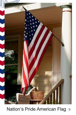 Nation's Pride American Flag
