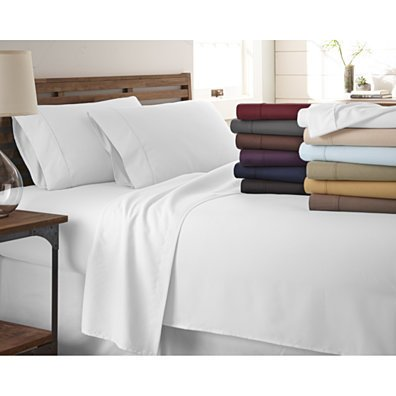 Bamboo Softness Premium 4 Piece Bed Sheet Set in 14 Colors