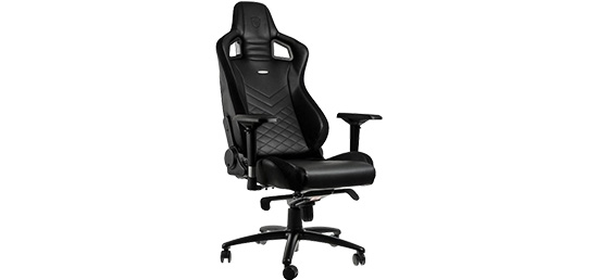 Sige Gaming Pc Noble Chairs EPIC Noir - 339,90