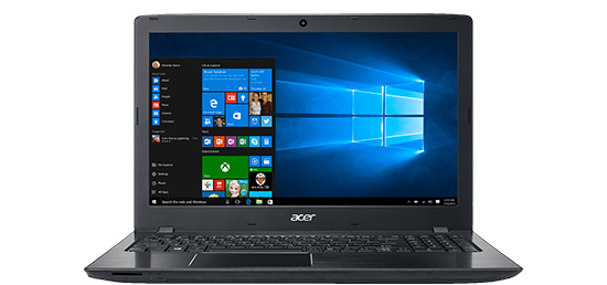 PC portable ACER Aspire E 15 E5-576-581N - 671,30