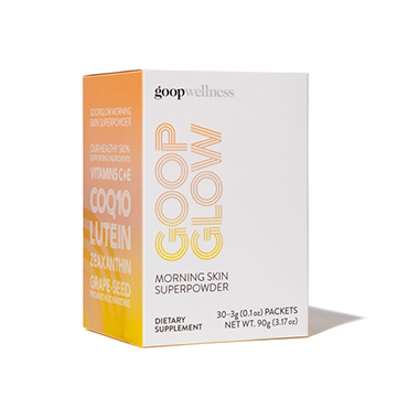 goop Wellness Goopglow $60/$55 with subscription