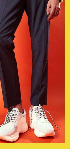 9e5926488be Steve Madden: Trending: Dad Sneakers | Milled