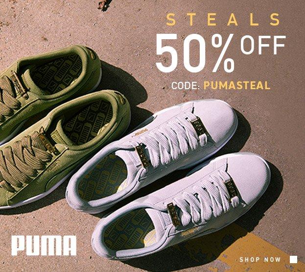 Puma Steals