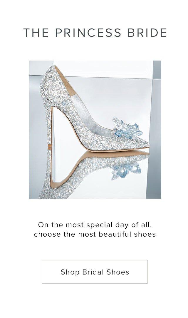 Shop Bridal Shoes