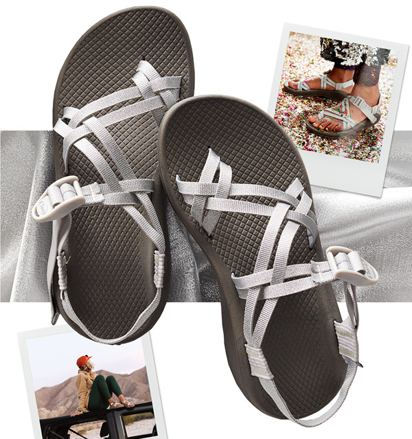 Chaco: Special-Edition Metallic Z's