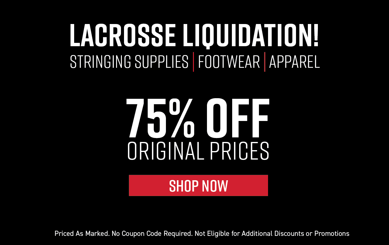 Lacrosse Liquidation