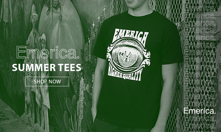 EMERICA SUMMER TEES