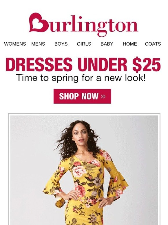 Burlington Dresses for Girls